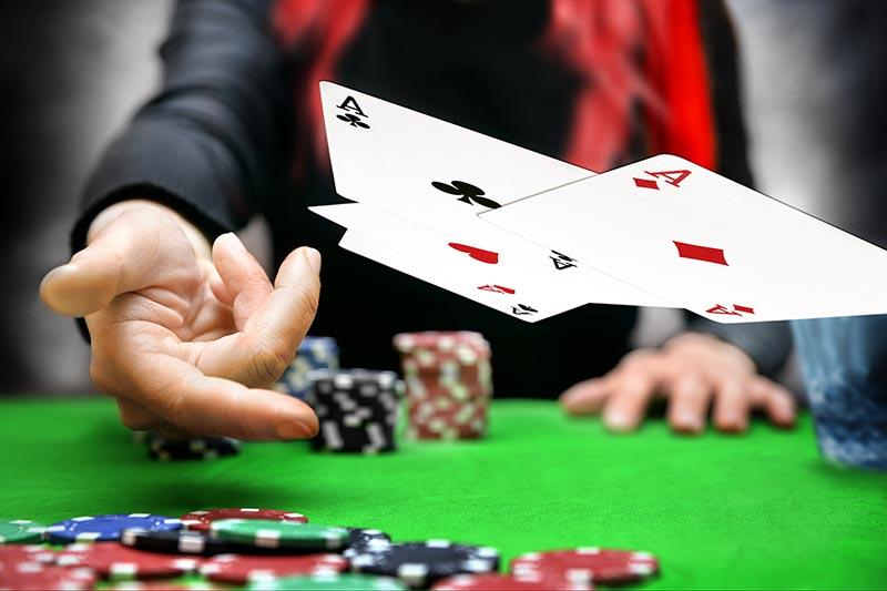 Betcris Casino Evolution Gaming