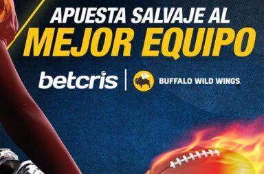 Betcris at Buffalo Wild Wings