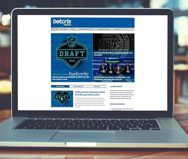Betcris updates its online presence with the new Spanish language website Betcris Noticias